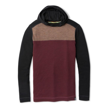 Men's Smartwool Merino 250 Color Block Hoodie