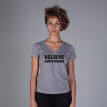 Load image into Gallery viewer, Believe Survivors T-shirt