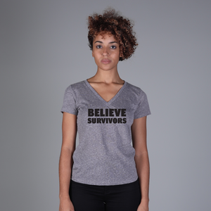Believe Survivors T-shirt