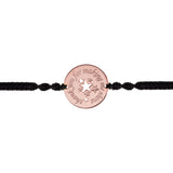 'Thank you for making me shine' <br> Teacher Bracelet Pink