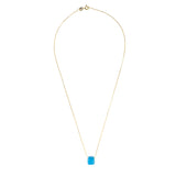Vitamin Sea Turquoise Stone Necklace