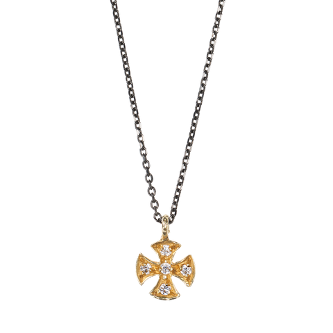 Crossy Necklace