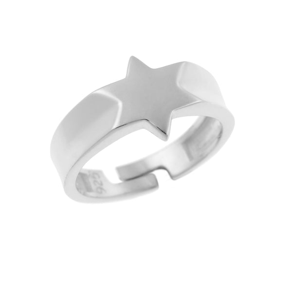 Little Star Ring <br> Silver