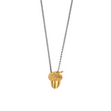 Acorn Necklace <br> Gold Plated