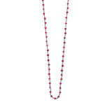 'Rosaries are a Girl's Best Friend' <br> Necklace