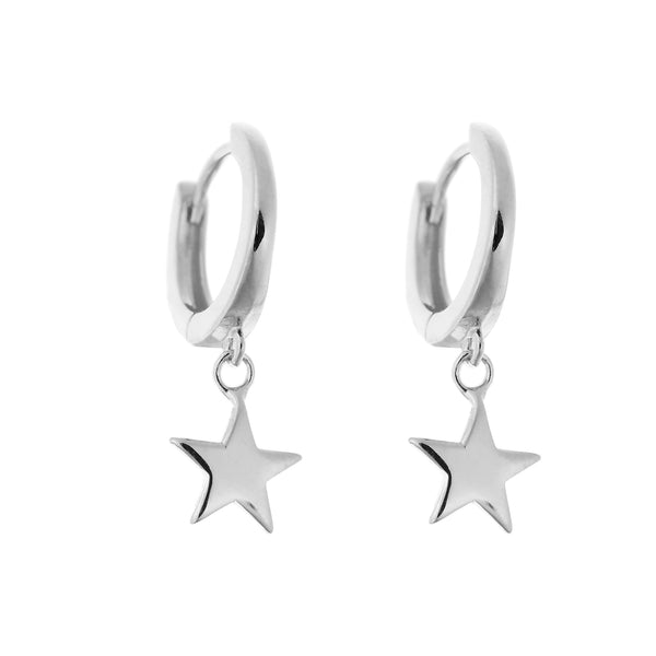 Little Star Huggies <br> Silver