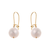 Fine Pearl Earrings