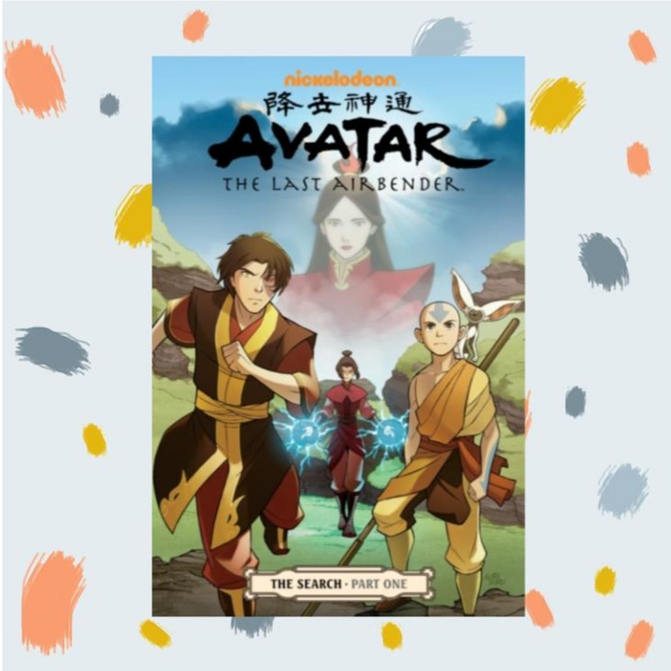 Avatar, The Last Airbender: The Search. Part One