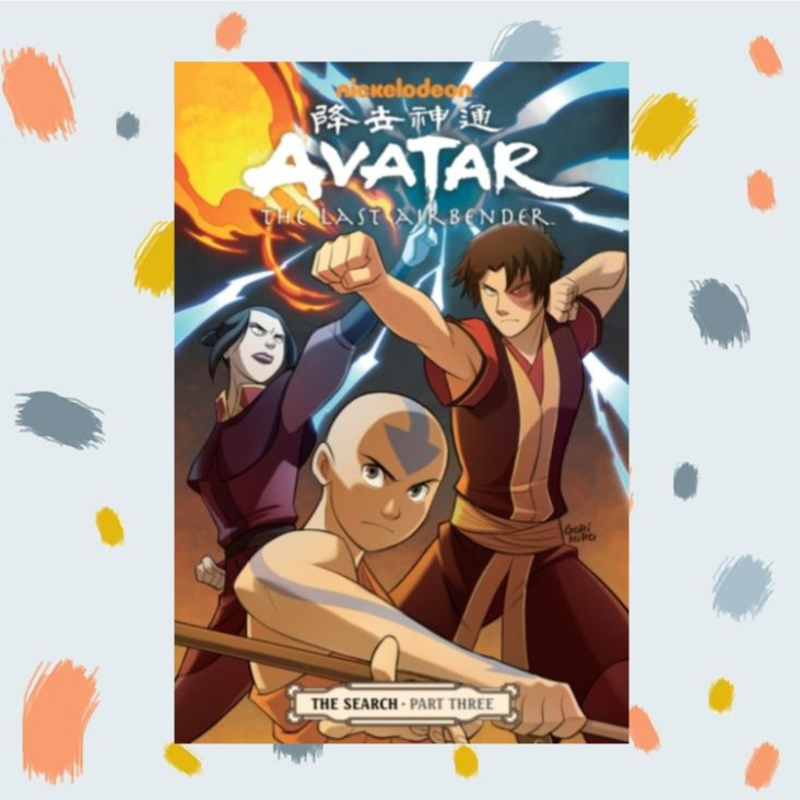 Avatar, The Last Airbender: The Search. Part Three