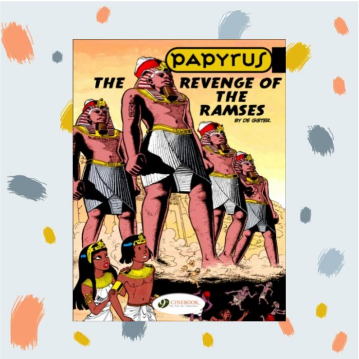 Papyrus Vol. 1: The Rameses Revenge