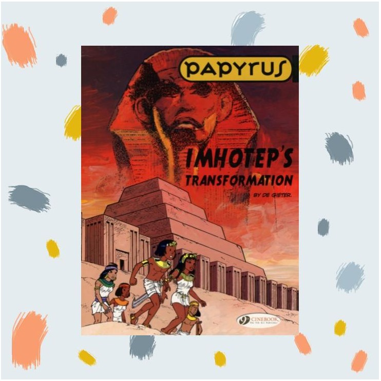 Papyrus Vol. 2: Imhotep's Transformation