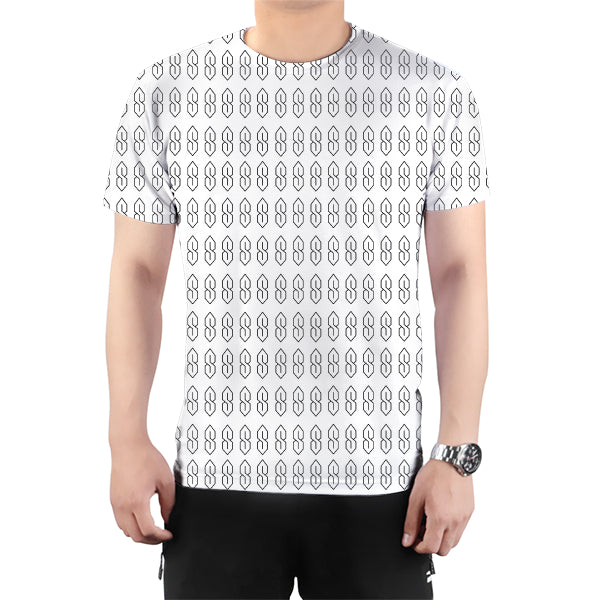 White Cool S T-Shirt