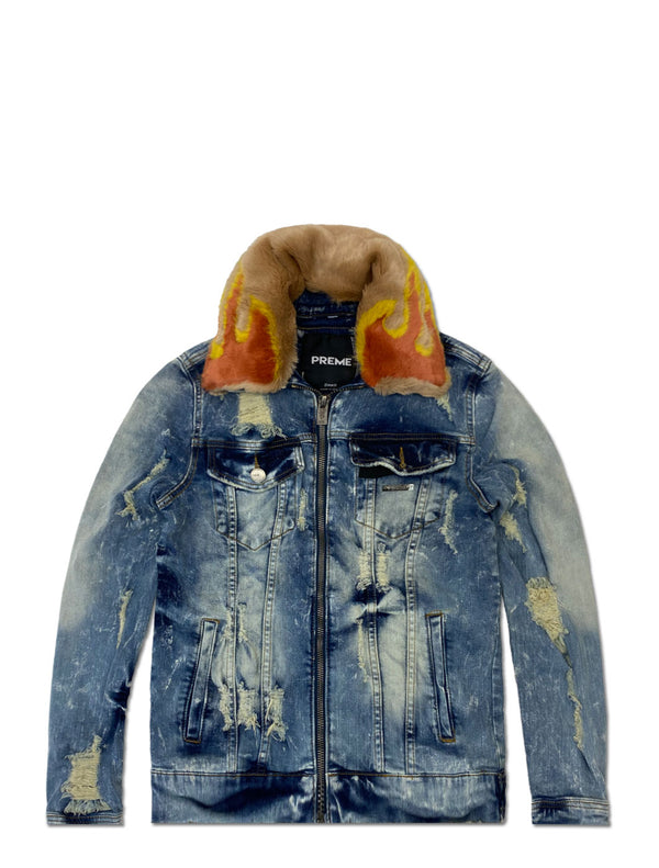 Devotion Fire Jacket