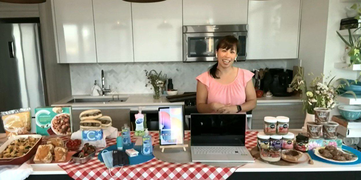 Healthy Crunch featured on CTV Atlantic