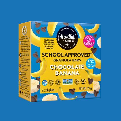 School Approved® Granola Bars