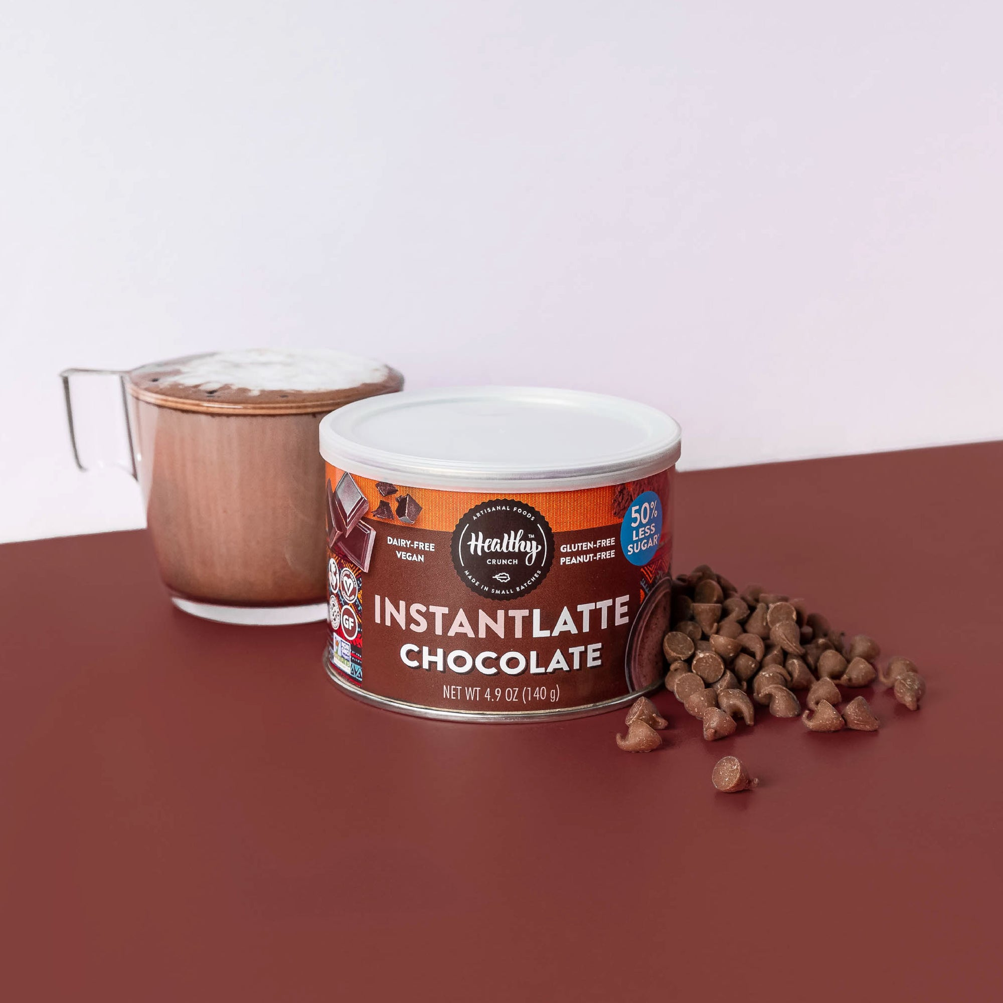 Chocolate Instant Latte