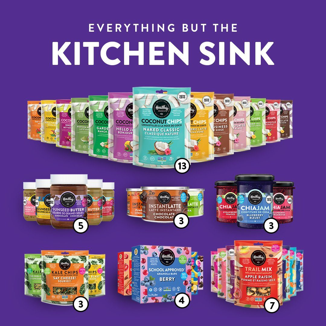 Kitchen Sink Bundle