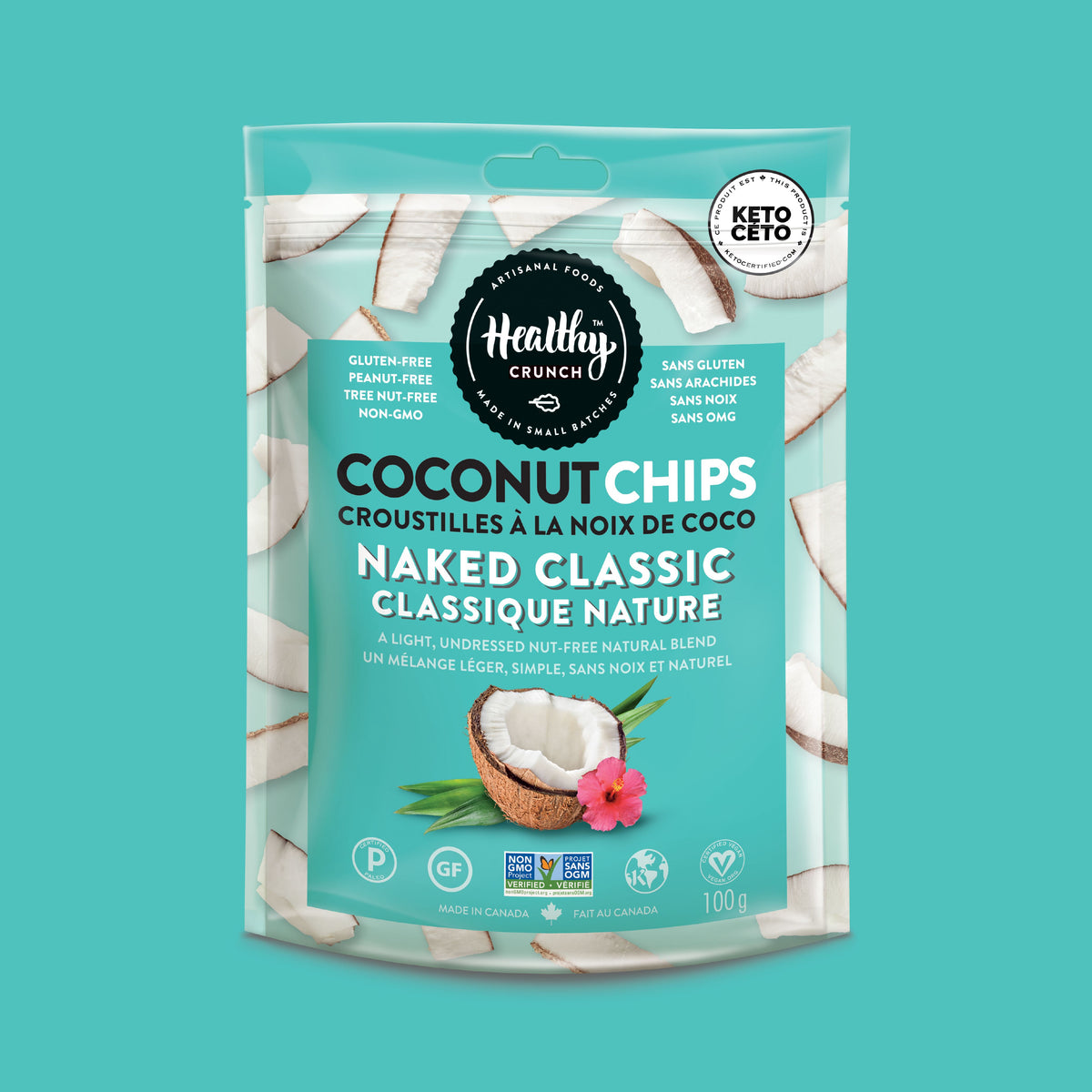 Naked Classic Coconut Chips