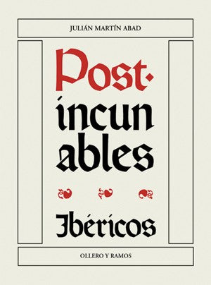 Post-Incunables Ibéricos