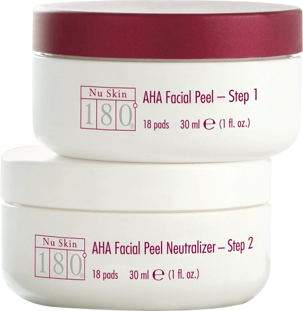 180 AHA Facial Peel - The Fashion Bliss By VL Enterprises
