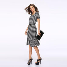Load image into Gallery viewer, Cocktail Party Pencil Dress - The Fashion Bliss By VL Enterprises