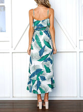 Load image into Gallery viewer, Sleeveless Midi Dress - The Fashion Bliss By VL Enterprises