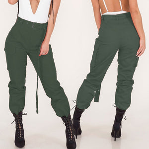 Cargo Trousers, Casual Military Pants - The Fashion Bliss By VL Enterprises