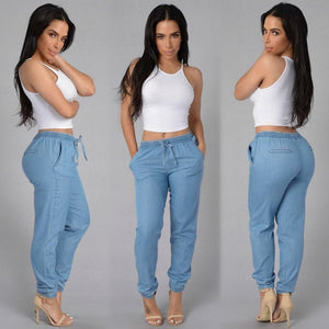 Casual High Waist Jeans - The Fashion Bliss By VL Enterprises