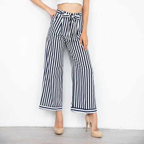Casual Stripes Pants - The Fashion Bliss By VL Enterprises