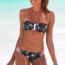 Load image into Gallery viewer, Indy Floral Bikini Set - The Fashion Bliss By VL Enterprises