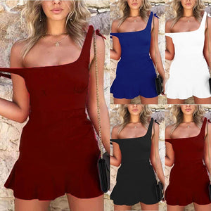 Casual Summer Mini Dress - The Fashion Bliss By VL Enterprises