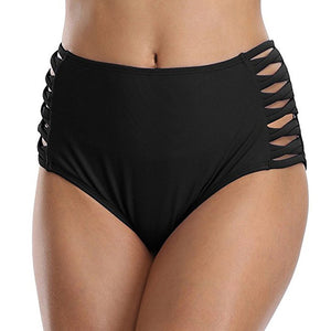 Piper High Waist Bottom Swimwear - The Fashion Bliss By VL Enterprises