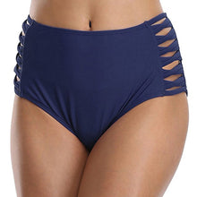 Load image into Gallery viewer, Piper High Waist Bottom Swimwear - The Fashion Bliss By VL Enterprises