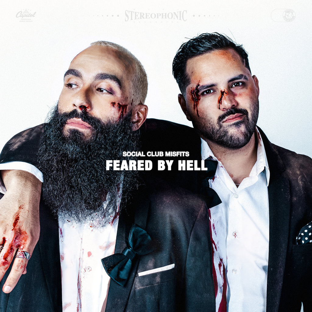 Feared By Hell Digital Album