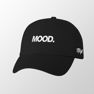 Black MOOD. Hat