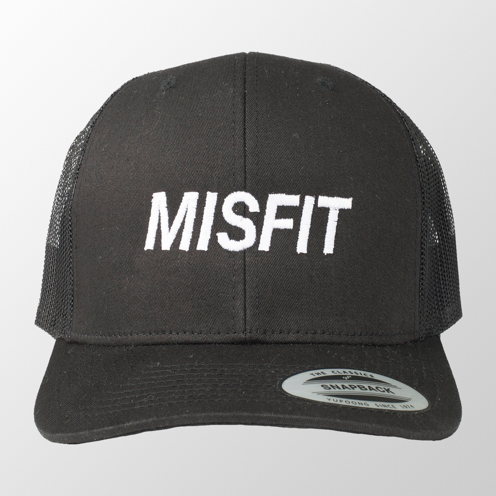 Old Logo Misfit Trucker Hat