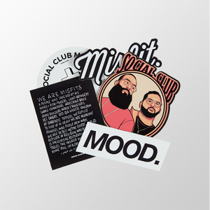 Misfit Sticker Pack