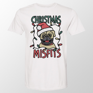 Misfits Holiday Tee