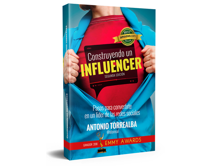 Construyendo un influencer libro digital