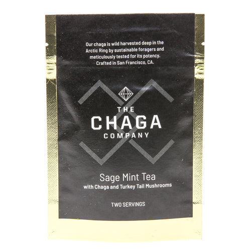 Sage Mint with Chaga by the Chaga Company