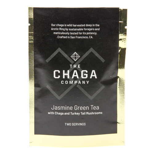 Jasmine Green Tea with Chaga