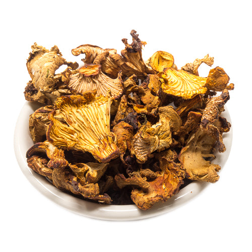 Dried Wild Chanterelle
