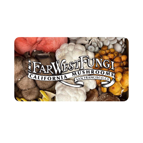 Far West Fungi Gift Card