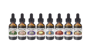 Fruiting Body Tincture Assortment  (6 pack)