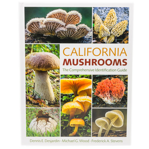 California Mushroom (Identification Guide)