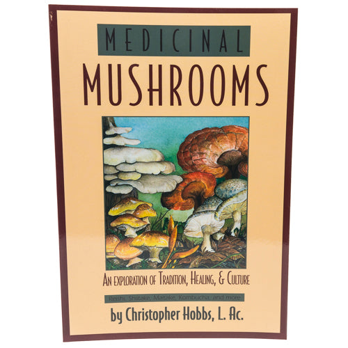 Medicinal Mushrooms book