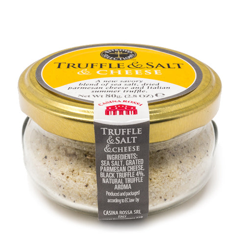 Truffle & Salt and Cheese