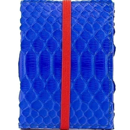 Cartera pequeña, exotic leather, ltd edition Icon Piamonte 950. Elige tu color. - piamontemadrid