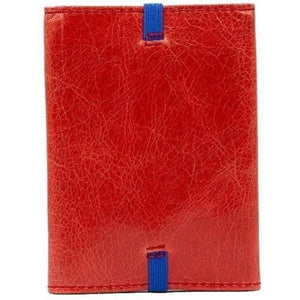 Cartera desplegable slim, rojo anaranjado. Elige tu interior, Icon Piamonte 950 - piamontemadrid