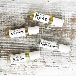 Wildflowers Aromatherapy Roll On
